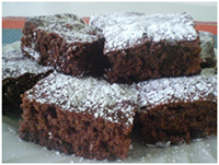 Chocolate Chip Brownie Recipe