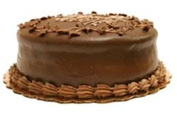 Chocolate Ganache Cake from istockphoto