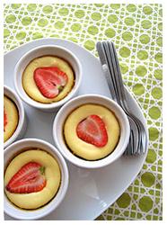 Thanks to Joyce for her Mini Cheesecakes photo