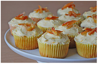 Orange Cupcakes from flickr.com