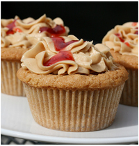 Thanks to Cassie for her Peanut Butter Cupcake photo