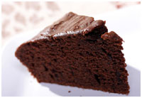 Rich Chocolate Cake from istockphoto