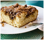 What Makes this Streusel Coffee Cake so Easy to Prepare?