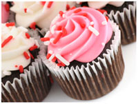 Chocolate Cupcakes from istock.com