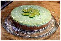 Thanks to Crystal for her Key Lime Cheesecake Recipes photo