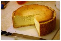 Alida's New York Cheesecake