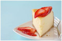 Thanks to Gayla for her Strawberry Cheesecake Recipes photo